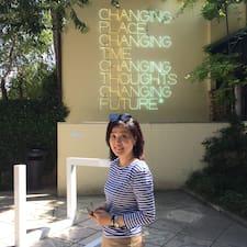 Profil utilisateur de Mi Kyung