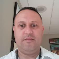Arnaldo felhasználói profilja