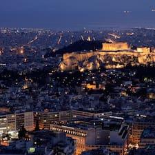 Nutzerprofil von Athens