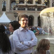 Amirreza felhasználói profilja
