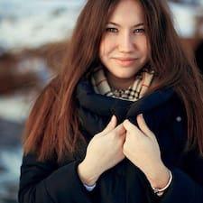 Användarprofil för Anastasya