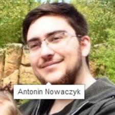 Antonin的用户个人资料