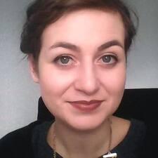 Användarprofil för Ivana Kateřina