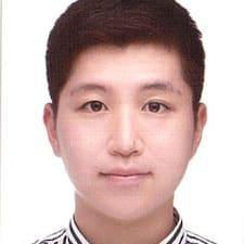 Min Gwan felhasználói profilja
