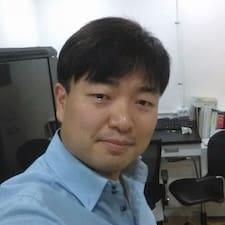 GiSeok felhasználói profilja