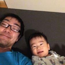 Daisuke felhasználói profilja