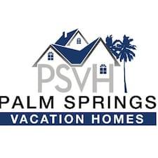 Профиль пользователя Palm Springs Vacation Homes