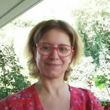 Profil utilisateur de Laetitia