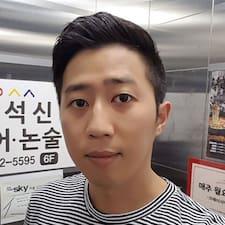 Perfil de usuario de Changwoo