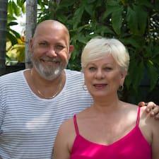 Profil korisnika Liz & Geoff