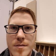 Profil Pengguna Marcel