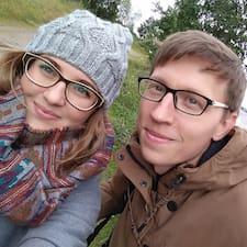 Profil Pengguna Evgeny & Karina