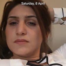 Profil utilisateur de Dinara
