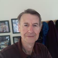 Gregory - Uživatelský profil