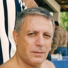 Profil Pengguna Nicolas Elias