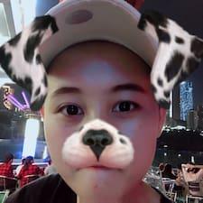 Gebruikersprofiel 陈奕鑫