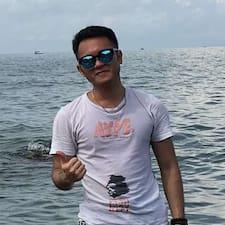虹霖 User Profile