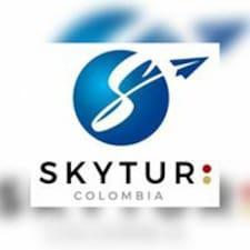Perfil do utilizador de Skytur