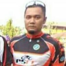 Henkilön Mohd Mubarag käyttäjäprofiili
