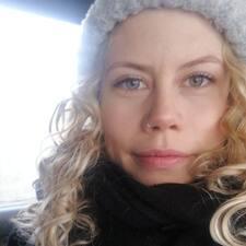 Sofie felhasználói profilja