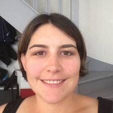 Lauriane felhasználói profilja