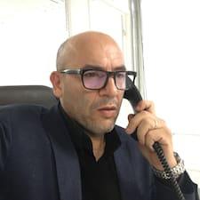 โพรไฟล์ผู้ใช้ Stéphane