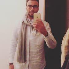 Profil utilisateur de Majid