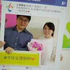 Gebruikersprofiel Teng Yi