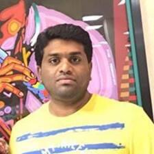Aravindh Brugerprofil