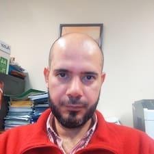 Profil utilisateur de Sebastian Uriel