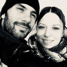 Profil Pengguna Zrinka & Danijel