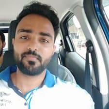 Användarprofil för Vineeth Breyon