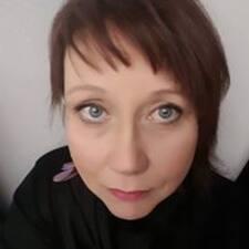 Profil utilisateur de Marjo