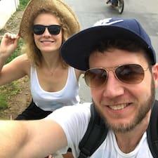 Lisa & Daniel Brugerprofil