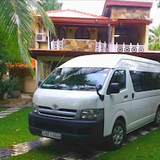 Blackpearl Villa User Profile