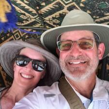 Greg & Sue felhasználói profilja