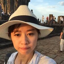 Profil utilisateur de 詩蓉