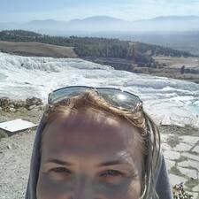 Lina - Uživatelský profil