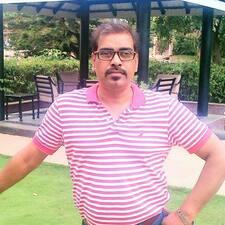 Ashwani felhasználói profilja