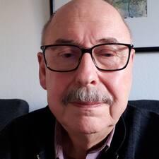 Henkilön Hans-Joachim käyttäjäprofiili