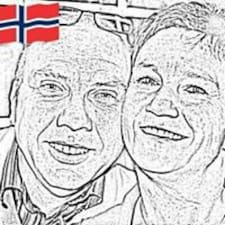 Anne-Grete felhasználói profilja