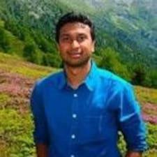 Henkilön Bharath käyttäjäprofiili