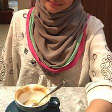 Aisya User Profile