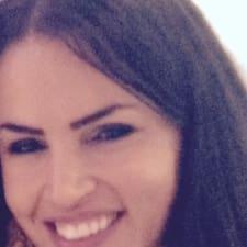 Samira felhasználói profilja
