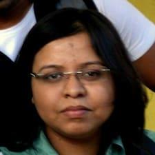 Mohana felhasználói profilja