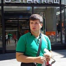 Profil Pengguna Руслан