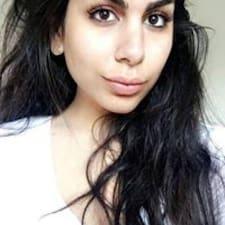 Zahraa User Profile