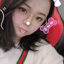 Profil utilisateur de Yoyi