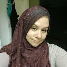 Azadeh felhasználói profilja