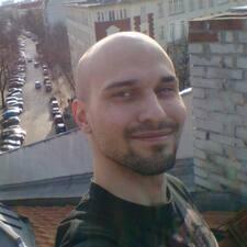 Kyrill felhasználói profilja